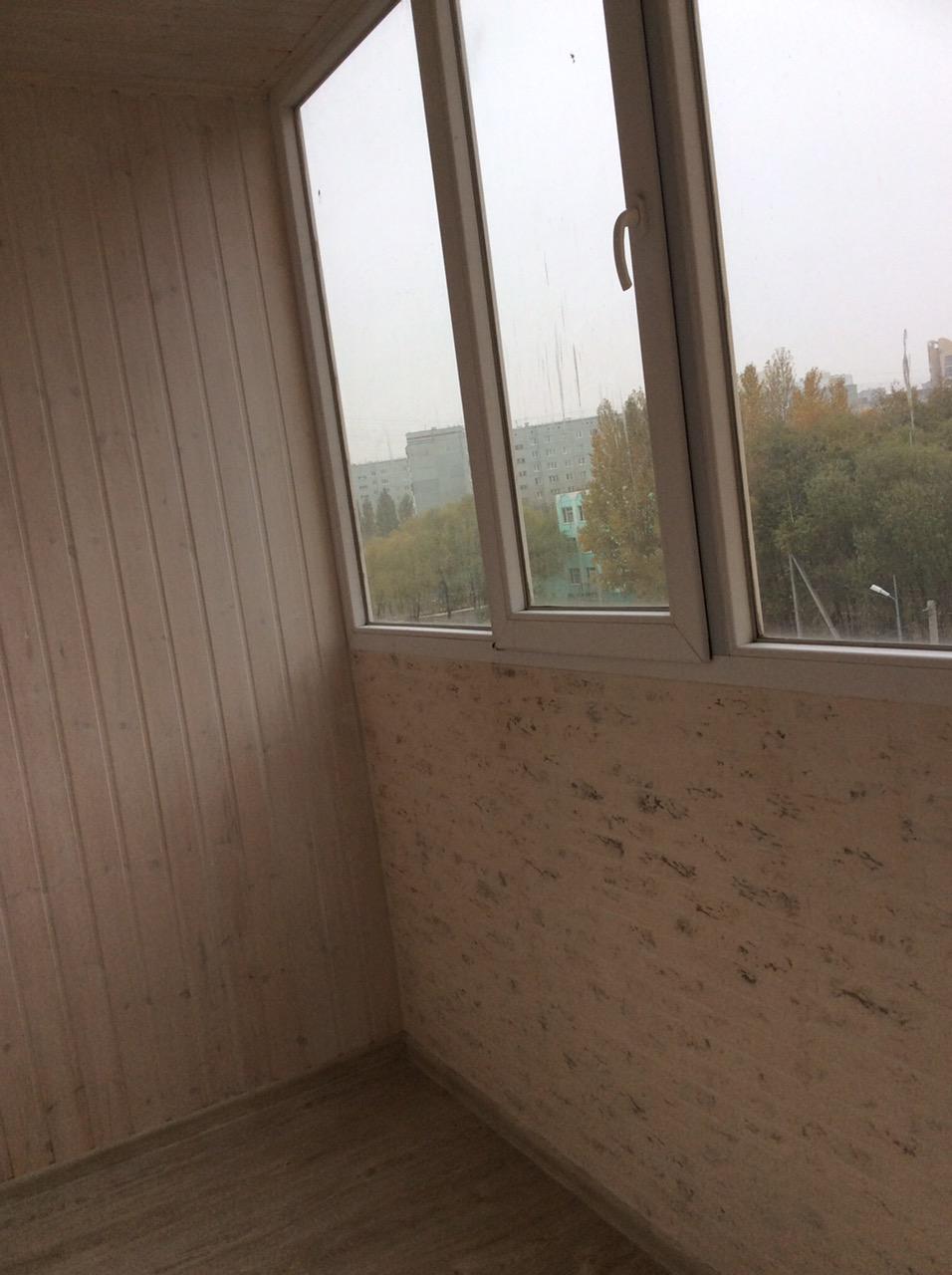 Ремонт балконов примеры работ, фото в москве..