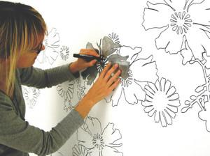 Декоративная покраска стен от компании GammaRemont.ru