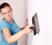 Подготовка стен под покраску GammaRemont.ru
