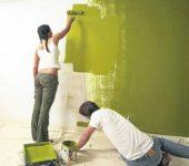 Технология покраски стен: особенности и сложности GammaRemont.ru