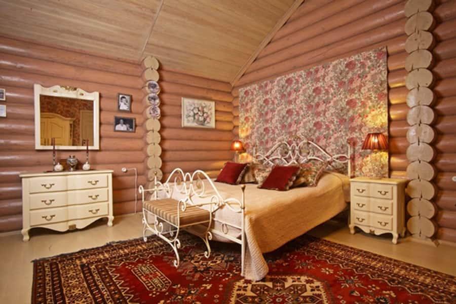 GammaRemont.ru Покраска деревянных стен