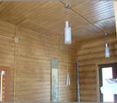 Электромонтажные работы в деревянном доме GammaRemont.ru