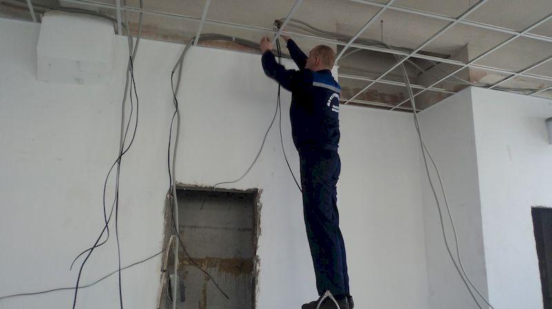 Фирмы по электромонтажным работам.GammaRemont.ru
